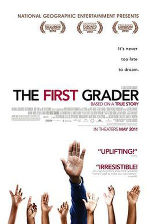 The First Grader - Theatrical release poster