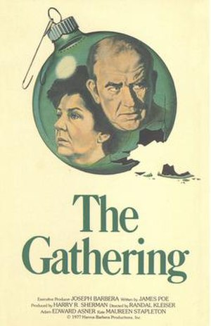 The Gathering (1977 film) - Image: The Gathering film 1977