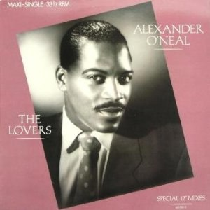 The Lovers (Alexander O'Neal song) - Image: The Lovers (Alexander O'Neal song)