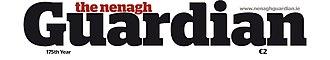 Nenagh Guardian - Image: The Nenagh Guardian
