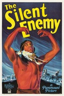 The Silent Enemy (1930 film) poster.jpg
