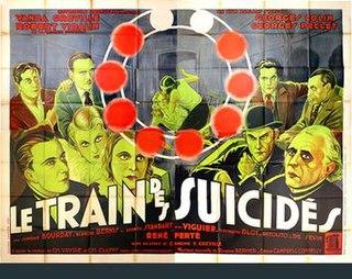 <i>The Train of Suicides</i> 1931 film by Edmond T. Gréville
