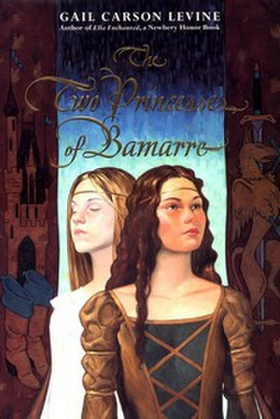 Picture of a book: The Two Princesses Of Bamarre