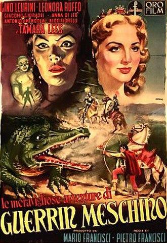 The Wonderful Adventures of Guerrin Meschino - Image: The Wonderful Adventures of Guerrin Meschino