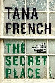 <i>The Secret Place</i> (book)