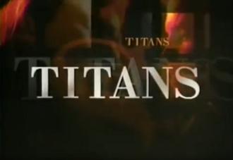Titans (2000 TV series) - Title card