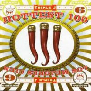 Triple J Hottest 100, 1998 - Volume 6 CD Cover