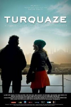 Turquoise (film) - Theatrical Poster