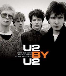 <i>U2 by U2</i> Book by U2