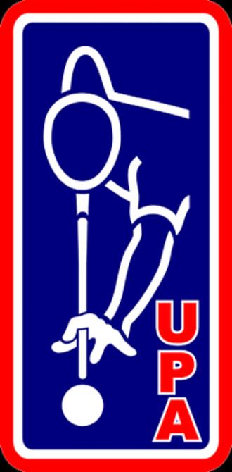 United States Professional Poolplayers Association - UPA Logo