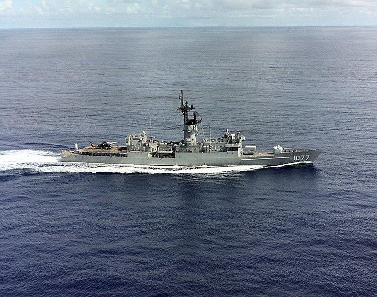 Armée Thailandaise/Royal Thai Armed Forces 760px-USS_Ouellet_FF-1077