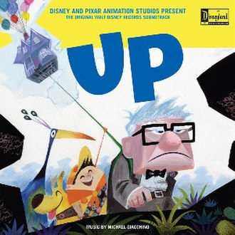 Up (film score) - Image: Up Intrada Records