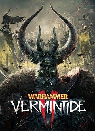 Warhammer: Vermintide 2 - Image: Vermintide 2 cover art