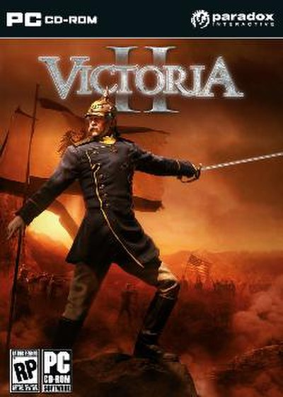 Picture of a game: Victoria II