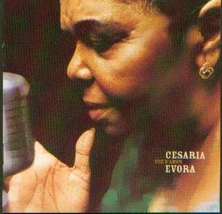 <i>Voz dAmor</i> 2003 studio album by Cesária Évora