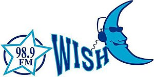 WISH-FM - Image: WISH 98.9FMWISH logo