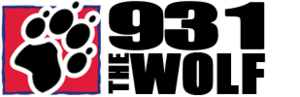 WPAW - Image: WPAW 93.1The Wolf logo