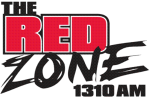 WSLW - Image: WSLW The Red Zone 1310AM logo Edited