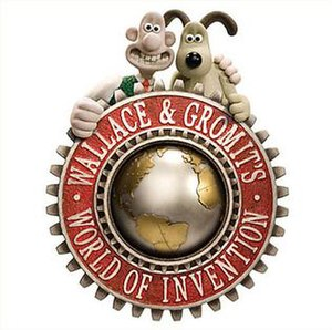 Wallace and Gromit's World of Invention - Image: Wallace & Gromit's World of Invention