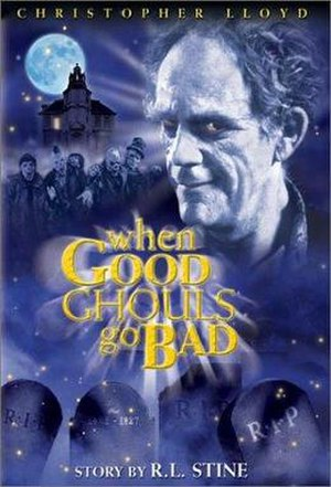 When Good Ghouls Go Bad - Film Poster