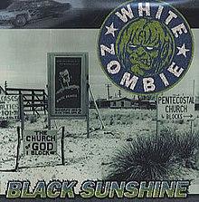 White zombie black sunshine karaoke