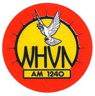 WCGC - Image: Whvn logo