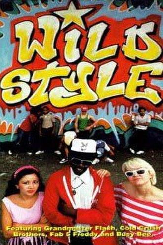 Wild Style - Image: Wild Style (film poster)