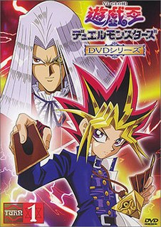 <i>Yu-Gi-Oh! Duel Monsters</i> Japanese anime television series