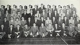 1951 Illinois Fighting Illini football team - Image: 1951 Illinois Fighting Illini football team