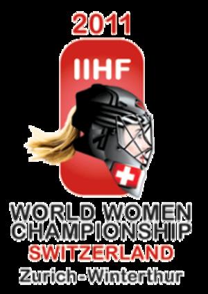 2011 IIHF Women's World Championship - Image: 2011 IIHF Women's World Championship