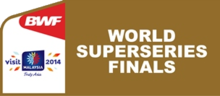 2013 BWF Super Series Finals - Wikipedia