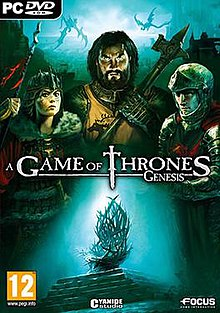 A Game Of Thrones Genesis Wikipedia