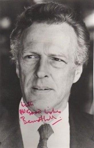 Bernard Horsfall - Image: Actor Bernard Horsfall