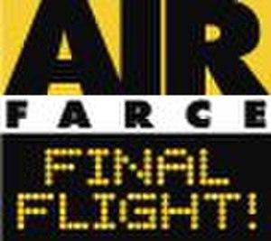 Royal Canadian Air Farce (TV series) - Logo for final season of Air Farce