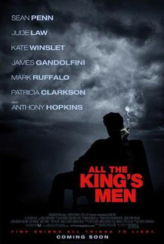All the King's Men (2006 film) - Theatrical release poster