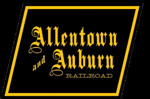 Allentown & Auburn Railroad - Image: Allentown Auburn Railroad logo