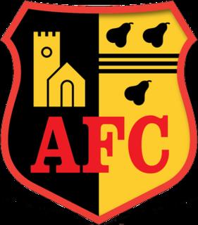 Alvechurch F.C. Association football club in England