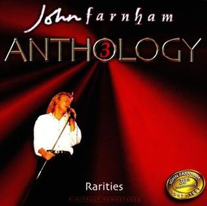 Anthology 3: Rarities - Image: Anthology, Vol. 3 Rarities