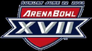 ArenaBowl XVII