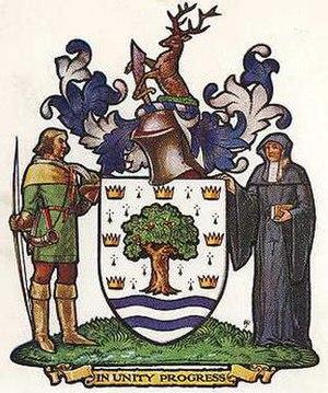 Municipal Borough of Ilford - Ilford