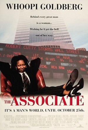 The Associate - Theatrical release poster