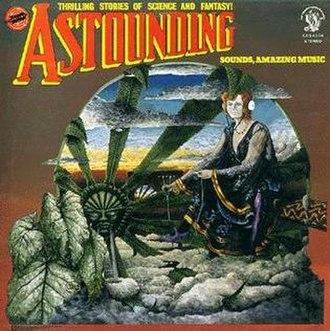 Astounding Sounds, Amazing Music - Image: Astounding Sounds