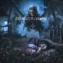 Cover of Avenged Sevenfold � Nightmare