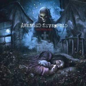 Travis Smith (artist) - Image: Avenged Sevenfold Nightmare