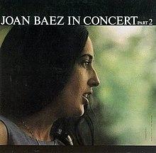Bildresultat för joan baez in concert