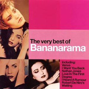 The Very Best of Bananarama - Image: Banana tvbo