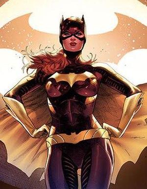 Batgirl - Image: Barbara Gordon Batgirl