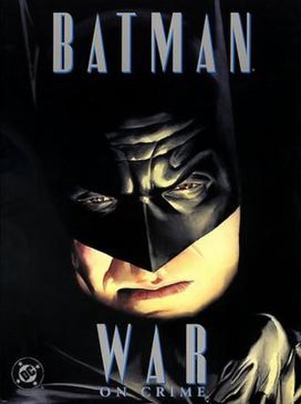 Batman: War on Crime - Batman: War on Crime (Dec. 1999). Cover art by Alex Ross.