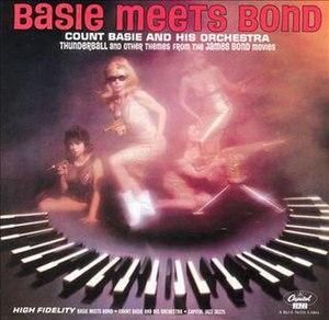 Basie Meets Bond - Image: Basie Meets Bond