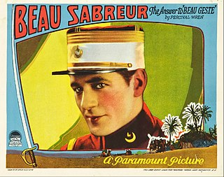 <i>Beau Sabreur</i> 1928 film by John Waters